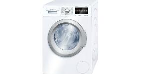 Bosch стирает и сушит больше белья