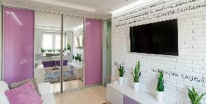 Отделка маленькой квартиры: <b>8</b> советов дизайнера