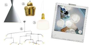 Микротренды: 20 предметов для освещения интерьера