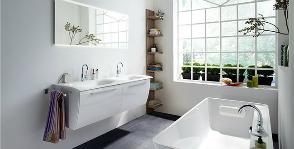 Немецкие ванные комнаты Burgbad