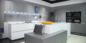 Открылся новый дом кухонь Nolte