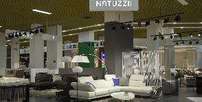 Открылся новый салон Natuzzi