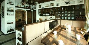 Кухня в баварском стиле: дизайнер Виктория Якуша
