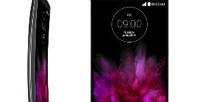 LG изгибает новый смартфон