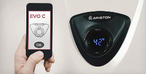Приложение для смартфонов от Ariston