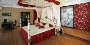 Спальня в китайском стиле: дизайн студии «Батенькофф»