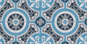Новая цементная плитка в «Грета Вульф»