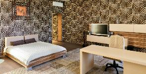 Спальня в африканском стиле: дизайнер Ирина Болгар