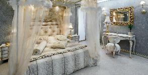 Спальня без окна: дизайн студии West Интерьер