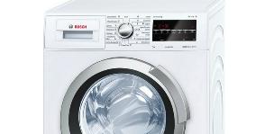 Узкие стиральные машины от Bosch