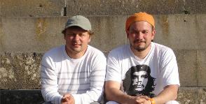 Владимир Кузьмин и Влад Савинкин про оранжевое настроение