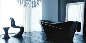 Ванны: материалы, формы, стили