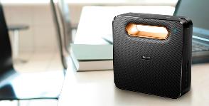 Аудиосистема Philips пригодится в поездке