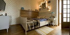 Мужская спальня: комната с историей, которой не было