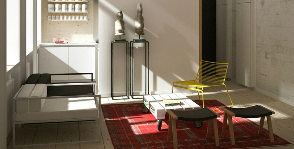 Минимализм по-питерски: 28 квадратных метров для работы и  отдыха