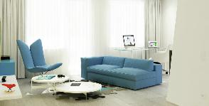 В стиле Интернета: позитивная квартира-студия
