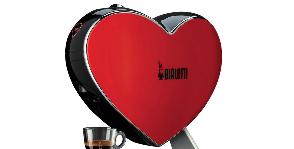 Bialetti готовит кофе от всего сердца