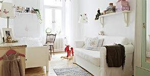 Как распланировать двухкомнатную квартиру с появлением ребенка