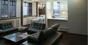 Азиатский колорит в гостиной: дизайнер Ирина Евтушенко