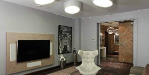 Квартира с шарами: дизайнер Андрей Анисимов