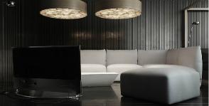 Квартира-студия в стиле минимализм: дизайнер Виталий Святюк