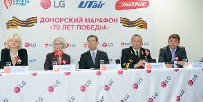 LG курирует социальный проект