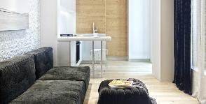 Квартира с надстройкой в Одессе:<br> лучший 3D-проект компактного пространства 6-го сезона PinWin