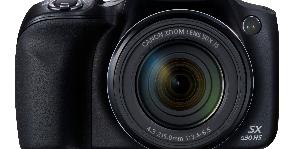 Семерка фотокамер Canon