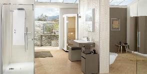 Villeroy & Boch интегрирует сауну в ванную