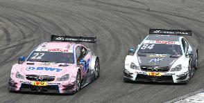 BWT спонсирует гонщиков Mercedes-AMG DTM