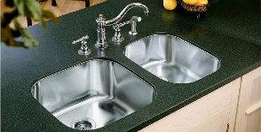 Кухонные мойки: материалы