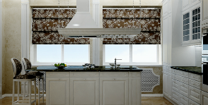 <strong>10</strong> советов по оформлению окна на кухне