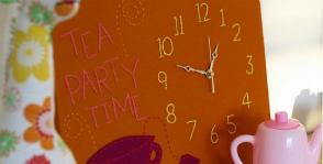 Выбираем часы на кухню: 12 дизайнерских моделей
