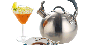 Röndell выпускает чайник-шар
