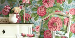 Английские розы в «Декор Буржуа»