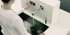Микротренды: жизнь на кухне и в ванной