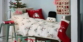 H&M Home уже готовится к Рождеству