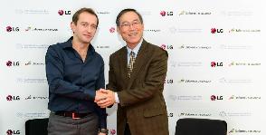 LG помогает Благотворительному Фонду