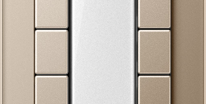 Дизайнерские кнопочные модули JUNG