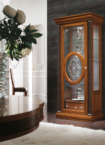 Platinum glass cupboard 1 door - на 360.ru: цены, описание, характеристики, где купить в Москве.