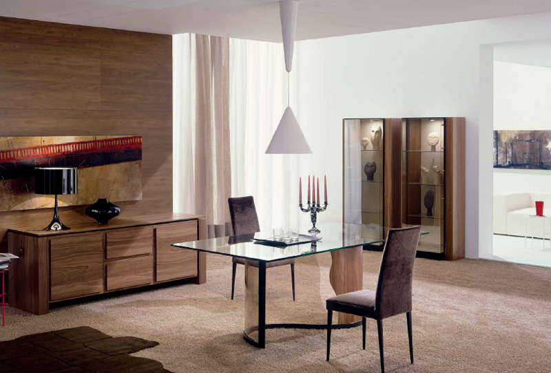 Meridian table with glass top - на 360.ru: цены, описание, характеристики, где купить в Москве.