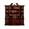5093 CHIPPENDALE MAHOGANY BOOKCASE - на 360.ru: цены, описание, характеристики, где купить в Москве.