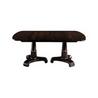 7836G DOUBLE PEDESTAL TABLE (WITH GILT TRIM) - на 360.ru: цены, описание, характеристики, где купить в Москве.