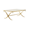 3453-1 IRON COFFEE TABLE (GOLD LEAF) - на 360.ru: цены, описание, характеристики, где купить в Москве.