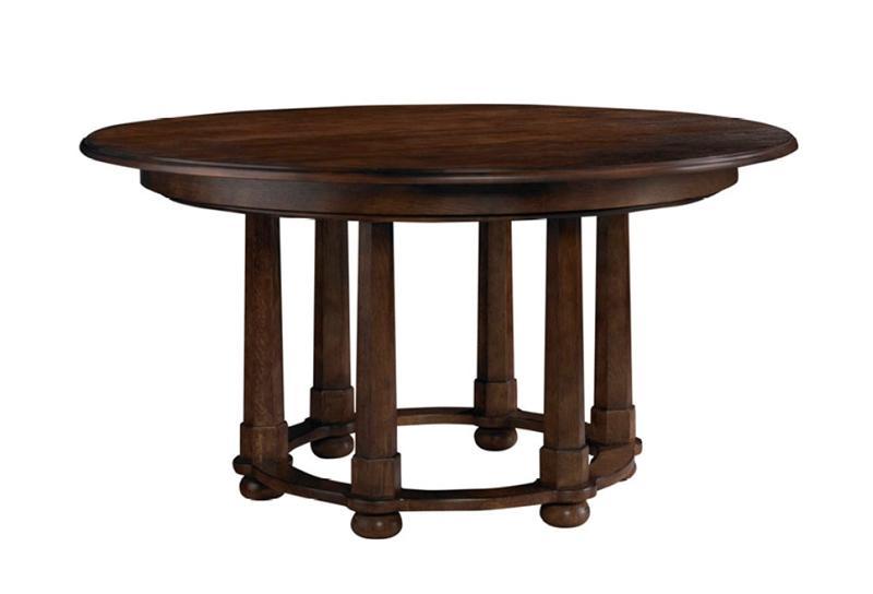 9837 Morris Round Dining Table - на 360.ru: цены, описание, характеристики, где купить в Москве.