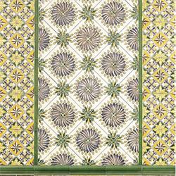 Тунисский стиль