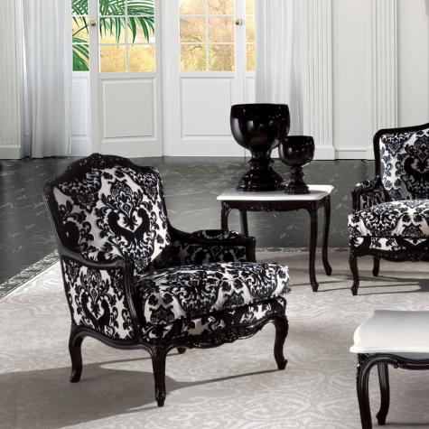 Balzac armchair - на 360.ru: цены, описание, характеристики, где купить в Москве.