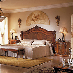 Noble bedroom