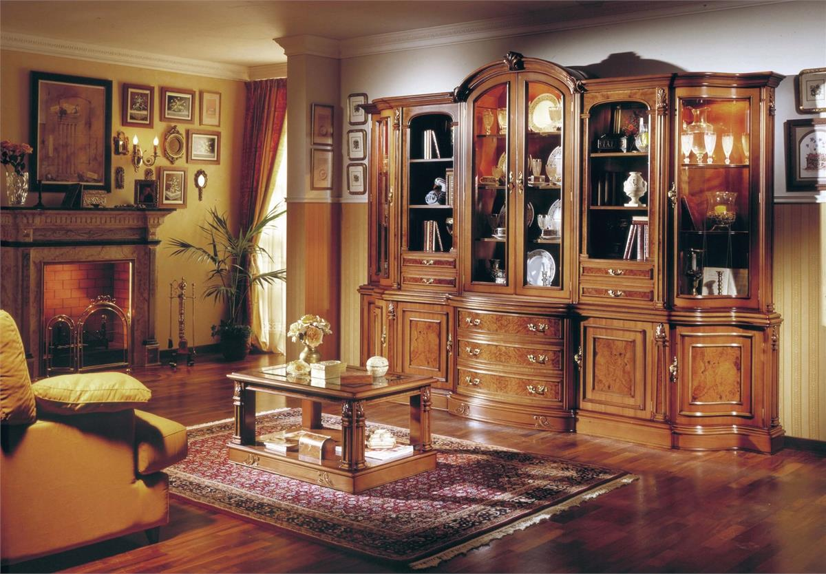 Мебель В Гостиную Классика В Москве