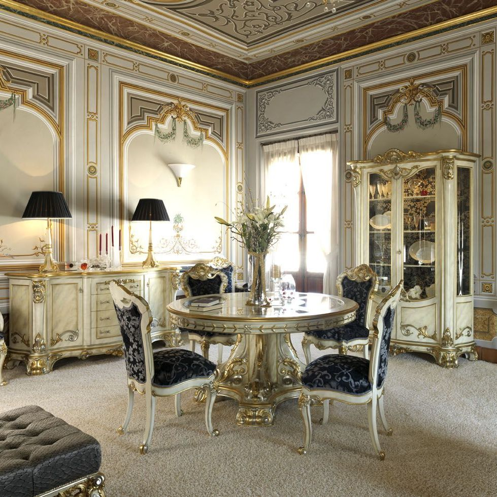 Gold dining room 1 - на 360.ru: цены, описание, характеристики, где купить в Москве.